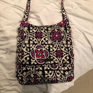Vera Bradley mail bag crossover